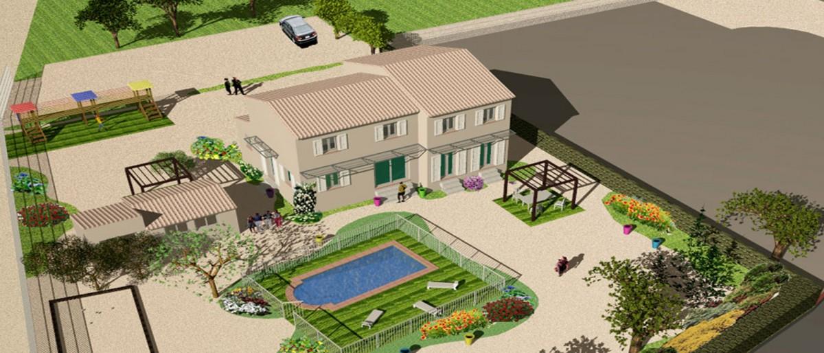 Permalien vers:Villas Gardoises : des plans personnalisés